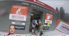 Manuel Feller wygrał slalom we Flachau