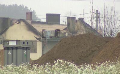Pięć domów zniszczonych w wyniku wybuchu nadaje się do rozbiórki
