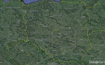 Mężczyzna przekroczył granicę w Werchracie (wideo bez dźwięku)