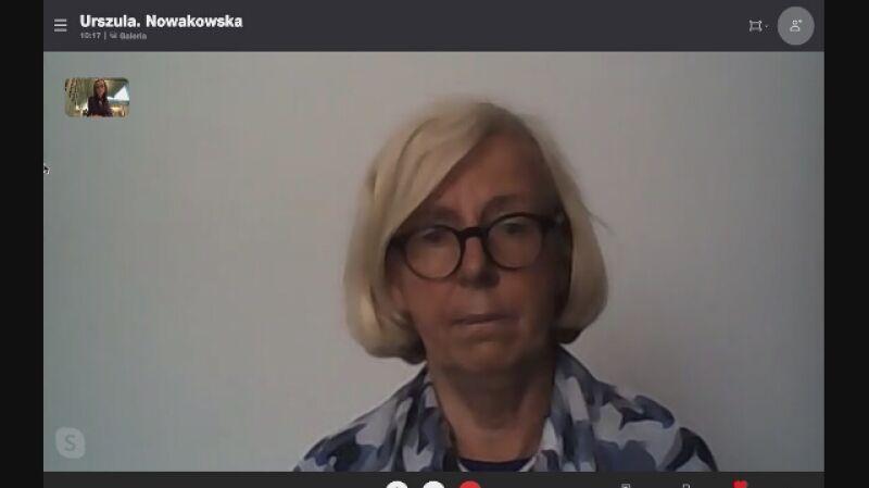 Urszula Nowakowska: kilka lat temu nasza klientka została zamordowana przez swojego męża