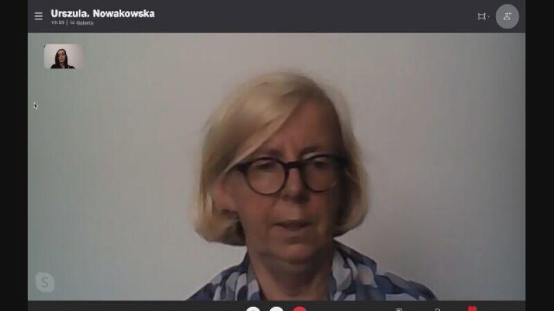 Urszula Nowakowska: dla kobiet bardzo upokarzająca jest przemoc ekonomiczna