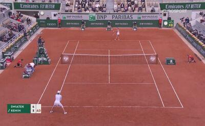 Skrót finału Roland Garros 2020 Iga Świątek - Sofia Kenin