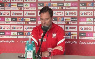 Radosław Gilewicz o tym, kiedy do drużyny dołączy Wojciech Szczęsny