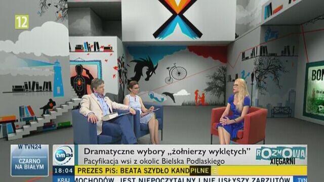 """Cały odcinek """"Xięgarni"""" z 20 czerwca"""