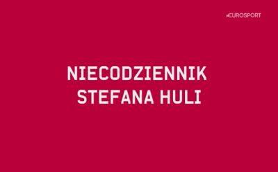 Stefan Hula zrelaksowany przed Engelbergiem