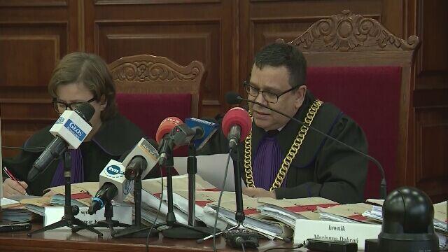 Fragment wyroku Sądu Okręgowego w Koszalinie