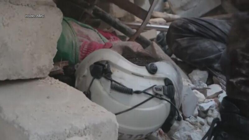 Mustafa Al-Huseinem jest jednym z pediatrów w oblężonym Aleppo