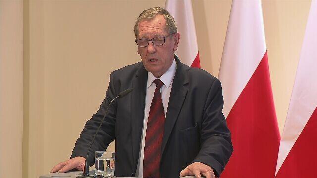 Jan Szyszko podbija Europę