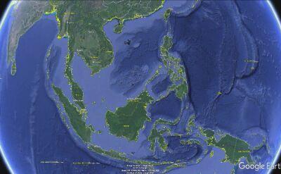 Katastrofa na promie na południu Filipin