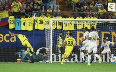 Villarreal - Real Madryt w 3. kolejce Primera Division