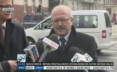 Prezydent Katowic poinformował, że kamienica zostanie odbudowana