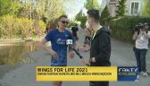 Dariusz Nożyński o biegu Wings for Life 2021