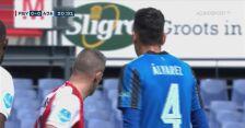 Festiwal goli samobójczych i dwie czerwone kartki w klasyku Feyenoord - Ajax
