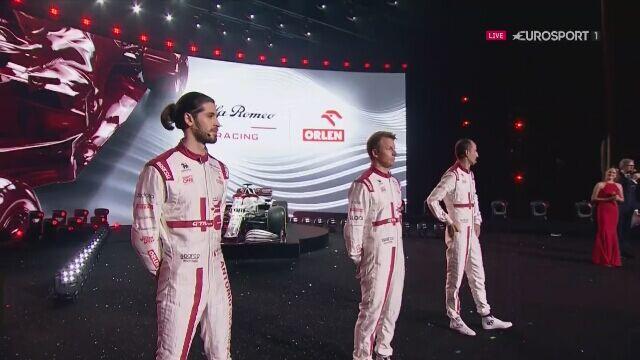 Robert Kubica o swojej roli w zespole Alfa Romeo Racing Orlen