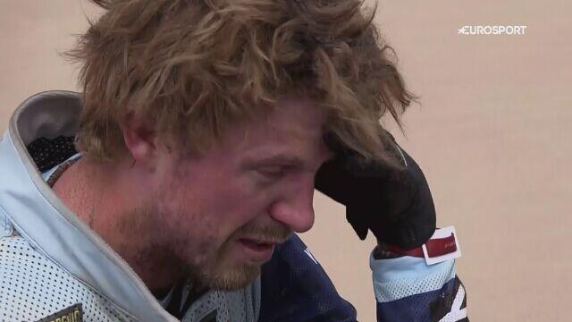 Łzy rozpaczy na Rajdzie Dakar