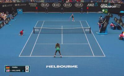 Serena Williams awansowała w świetnym stylu