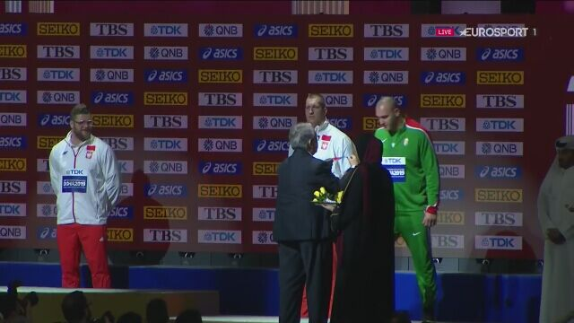 Fajdek i Nowicki odebrali medale