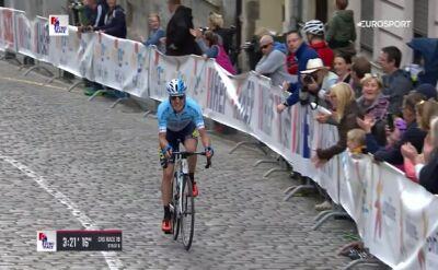 Fedelli wygrał ostatni etap CRO Race, wyścig dla Yatesa