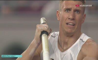 Piotr Lisek brązowym medalistą mistrzostw świata