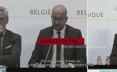 Dżihadyści oskarżają: zamachy winą europejskich rządów. Pokazali nowe nagranie