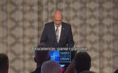 Antoni Macierewicz otworzył Warsaw Summit Experts' Forum
