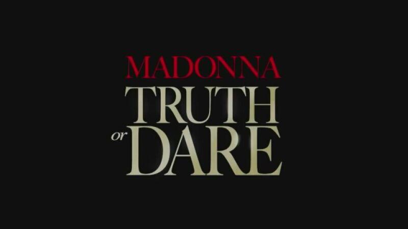 """""""W łóżku z Madonną"""" to film, w którym artystka jest szczera"""