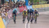 Van der Hoorn wygrał 3. etap Benelux Tour