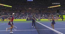 US Open. Skrót meczu 1. rundy Golubić - Andreescu