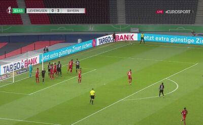 Finał Pucharu Niemiec. Bayern - Bayer 3:1 (Bender)