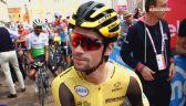 Primoz Roglic zamierza utrzymać formę na dalszą część wyścigu