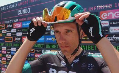 Rafał Majka miał rację przed 12. etapem Giro d'Italia
