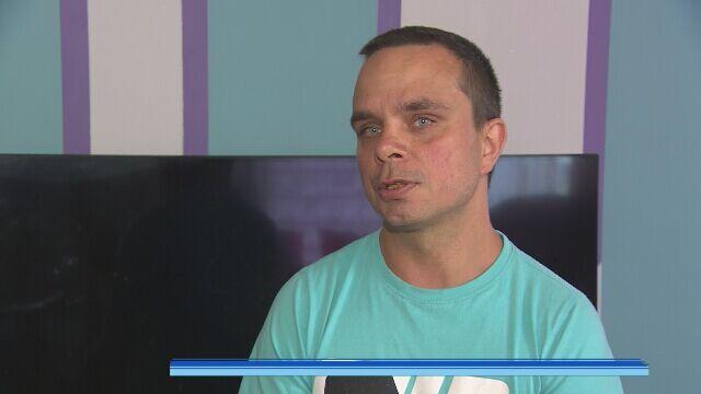 Marek Ungier o kibicowaniu syna Kuby reprezentacji Polski