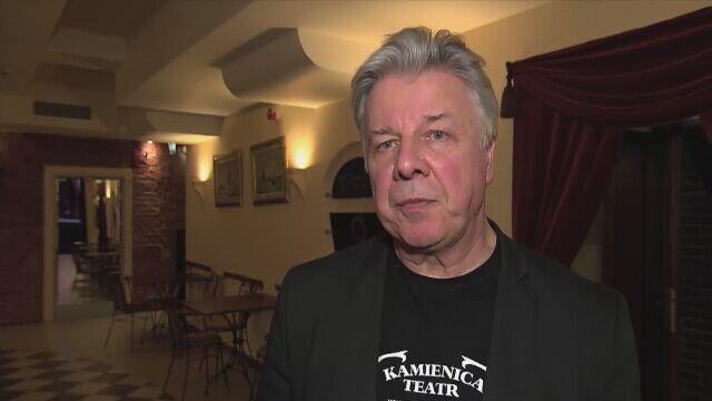 Teatr Kamienica zorganizował koncert na rzecz B. Smolenia