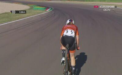 Anna van der Breggen mistrzynią świata w jeździe ze startu wspólnego
