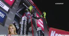 Mikaela Shiffrin druga po pierwszym zjeździe slalomu w Flachau