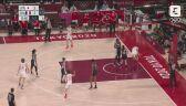 Tokio. Skrót półfinałowego meczu Japonia - Francja w koszykówce kobiet