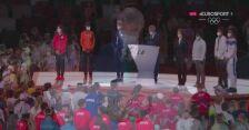 Tokio. Prezydent MKOl Thomas Bach ogłosił zamknięcie igrzysk olimpijskich