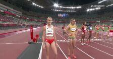 Tokio. Lekkoatletyka: bieg Adrianny Sułek na 800 m do siedmioboju