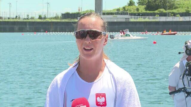 Dorota Borowska skomentowała olimpijski występ