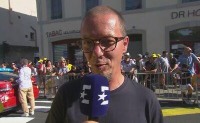 Reporterzy Eurosportu uczyli Francuzów wypowadania nazwiska Majki
