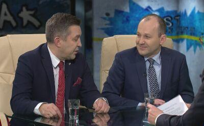 Zbigniew Gryglas i Marek Sowa w Tak Jest