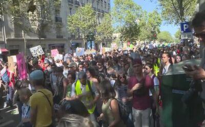 16 tysięcy osób wzięło udział w proteście klimatycznym