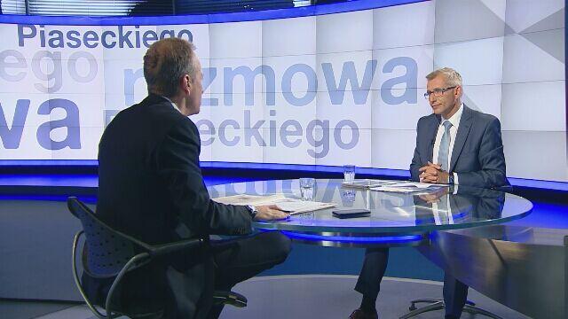 Kwiatkowski: gdybym złożył rezygnację po postawieniu zarzutów, to nie byłoby już niezależnej kontroli w NIK-u
