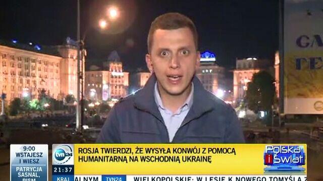 Międzynarodowy Czerwony Krzyż: żądamy szczegółów propozycji rosyjskiej pomocy