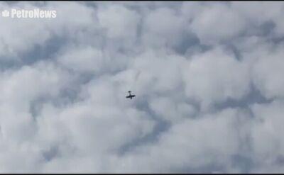 Samolot spadł do Wisły podczas pikniku lotniczego