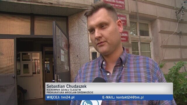 Prokuratura postawiła zarzuty mężczyźnie, który zaatakował księdza nożem