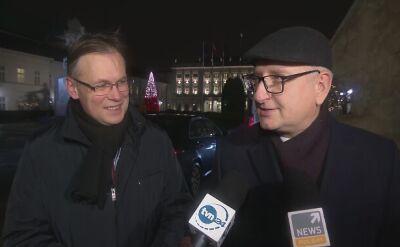 """Spotkanie PiS z prezydentem. """"Kończy się UBekistan i zaczyna normalna Polska"""""""