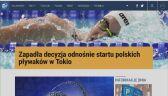 Otylia Jędrzejczak: Zgłosiliśmy za dużo zawodników