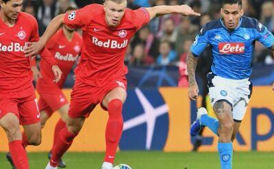 FC Salzburg - SSC Napoli