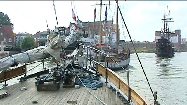 Baltic Sail w Gdańsku